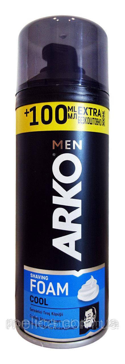 Піна для гоління ARKO COOL Men 300 мл