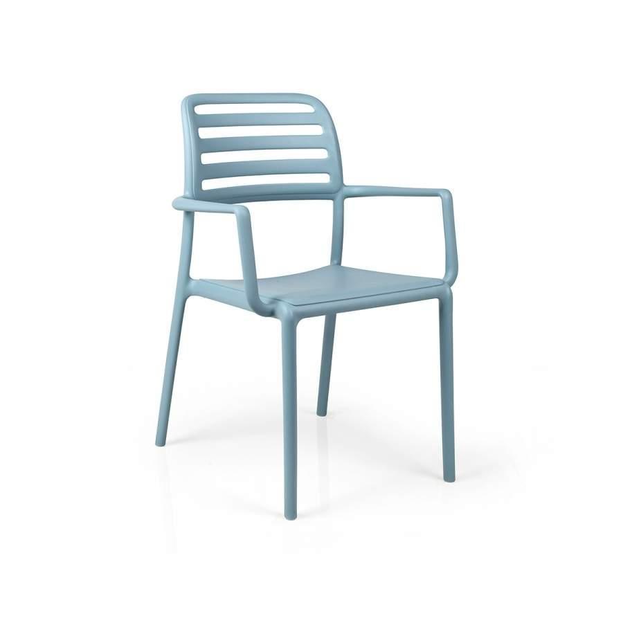 Крісло Costa NARDI 58,5Х57Х86 см celeste