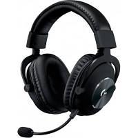 Навушники Logitech G PRO X Wireless Lightspeed Black (981-000907)