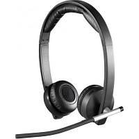 Навушники Logitech H820e Wireless Stereo Headset USB (981-000517)
