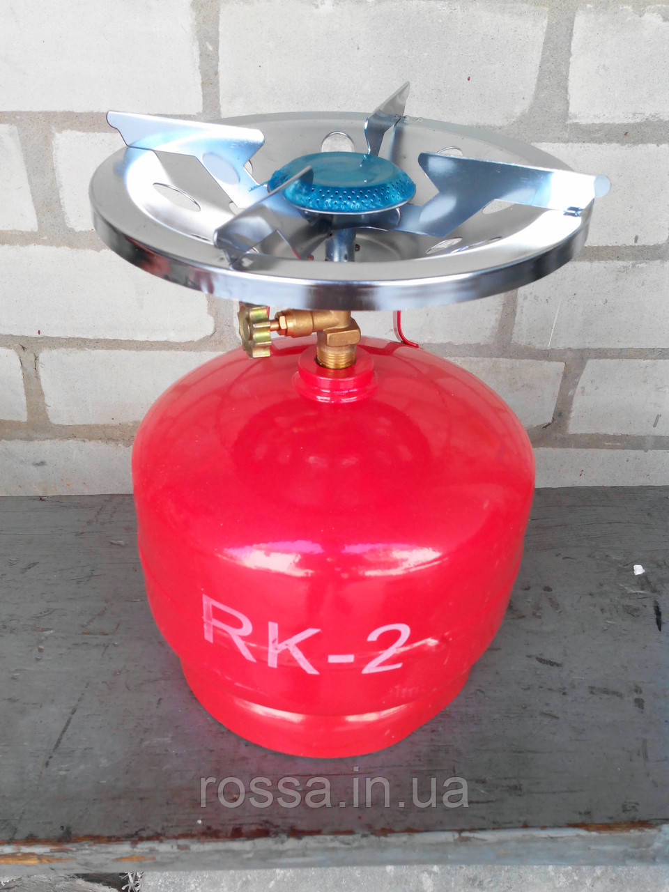 Комплект газовый Superplast BK 5л