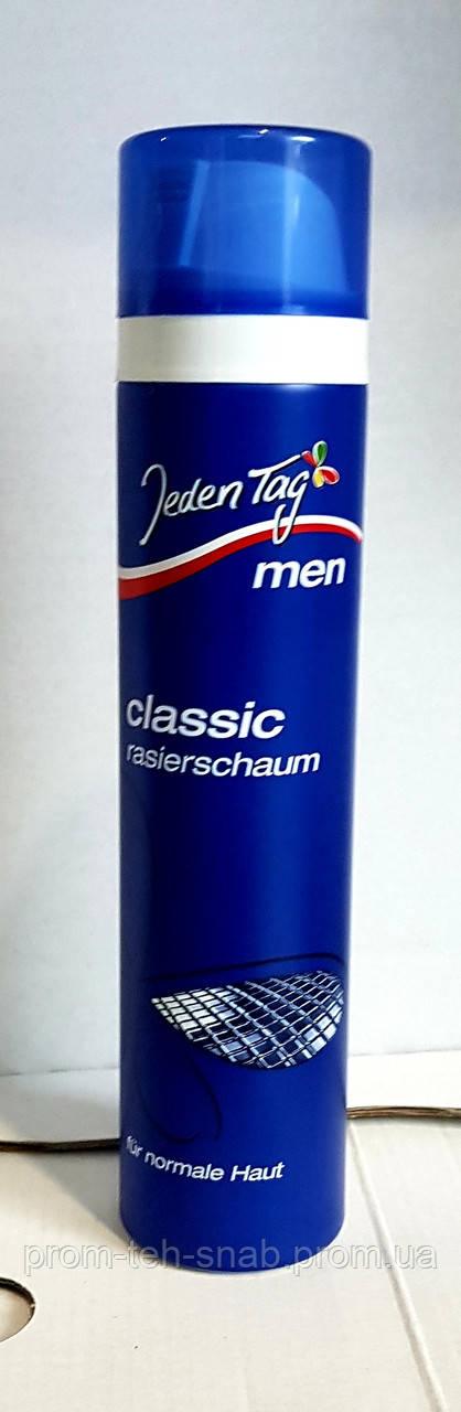 Jeden Tag men піна для гоління Classic 300 мл