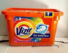Гель-Капсули для прання Vizir Lenor 16 шт.