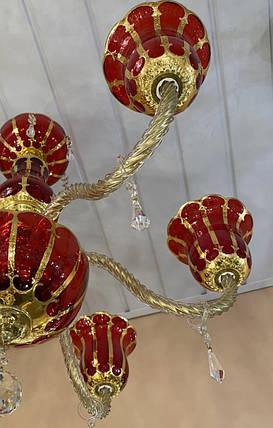 Еlite Bohemia кришталева люстра, фото 2