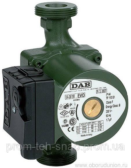 Циркуляционный насос DAB VA 35/180 оригинал Италия