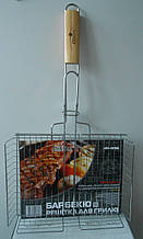 "Решетка для барбекю  ""Stenson"" (глубокая малая)"