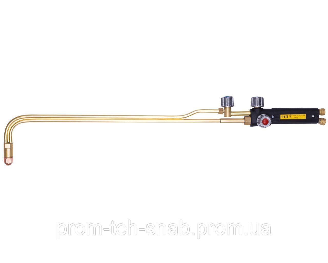 Резак Р1ПУ газокислородный ручной инжекторный Краматорск - 68 см