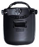 Маска сварщика откидная Престиж  с наголовником от маски Хамелеон , фото 2