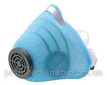 Респиратор У2К (код-1) голубой