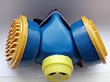 Пульс К 2 картриджа (респиратор шахтный пылевой) фильтр флизелин, фото 2