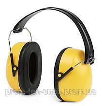 Наушники VITA с шумоподавлением SNR 26 dB (складные с металлическими дужками)
