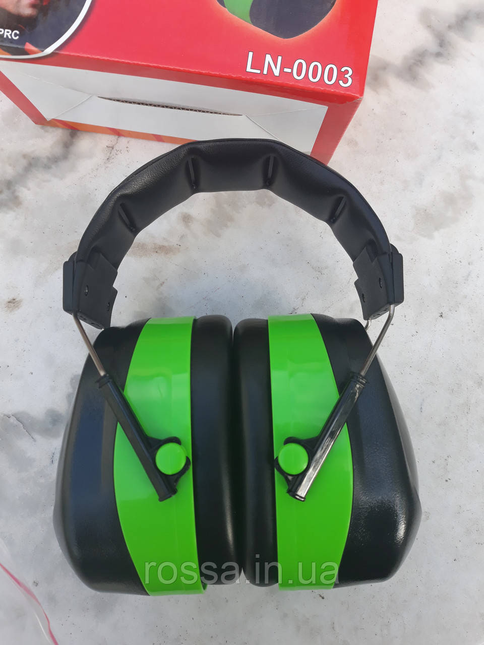 Навушники VITA шумозахисні 32dB (посилений м'який наголовник)