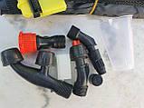 Опрыскиватель аккумуляторный Vilgrand 16 л, фото 4