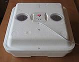 Інкубатор побутовий Веселе Сімейство 2Л ручної переворот і цифровий терморегулятор, фото 2