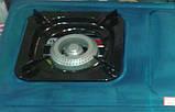 Таганок газовий Мрія 2х конф.нержавіюча сталь, фото 3