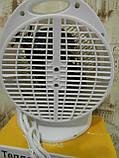 Тепловентилятор MIDAS FH-501-2 белый, фото 2