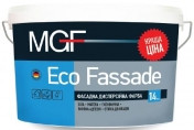 Фарба водоемульсійна Eco Fassade MGF 14 кг фасадна