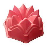 """Силиконовая форма для пирога """"Кристалл"""", фото 4"""