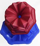 """Силиконовая форма для пирога """"Кристалл"""", фото 5"""