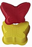 """Силиконовая форма для выпечки """"Бабочка"""", фото 4"""