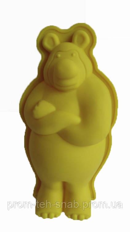 """Форма для пирога """" Медведь """""""