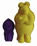 """Форма для пирога """" Медведь """", фото 2"""