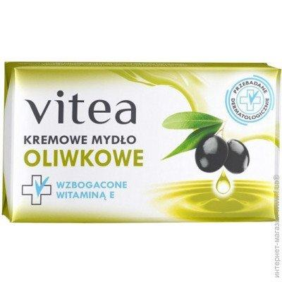 Крем-мыло Vitea Oliwkowe  с оливковым маслом 100гр.