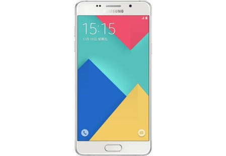 Смартфон Samsung Galaxy A5 A510F White Stock B, фото 2