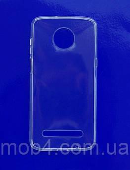 Прозорий силіконовий чохол для Motorola Moto Z3 play