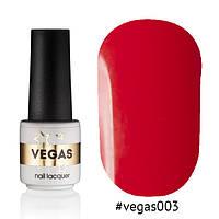 Гель лак №003  Vegas 6 мл