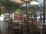 Крісло Costa NARDI 58,5Х57Х86 см caffè, фото 2