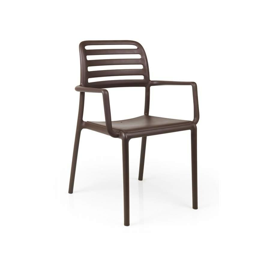 Крісло Costa NARDI 58,5Х57Х86 см caffè