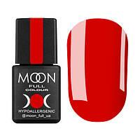 Гель-лак Moon Full Ferrari № 801 (красный, эмаль), 8 мл
