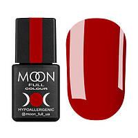 Гель-лак Moon Full Ferrari № 807 (красно-малиновый, эмаль), 8 мл