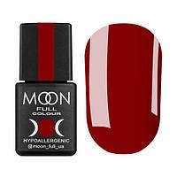 Гель-лак Moon Full Ferrari № 810 (темно-красный, эмаль), 8 мл
