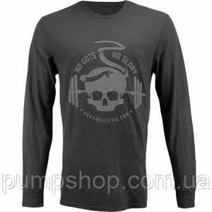 Мужская футболка с длинным рукавом Clothing Blackout Collection Skull Snake L