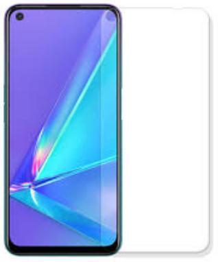 Гидрогелевая защитная пленка на OPPO A72 на весь экран прозрачная