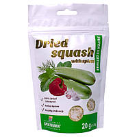 Кабачки сушеные со специями Dried Squesh With Spices, 20 г