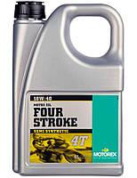 Масло моторное Motorex 4-Stroke 4T 10W40 (4л)