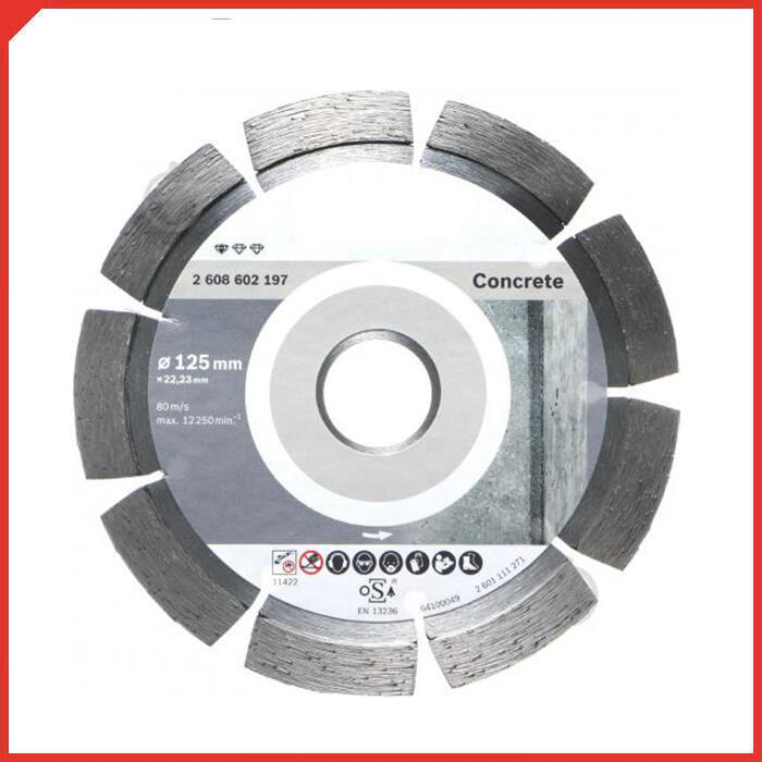 Алмазный диск BOSCH Standard for Concrete 180х22мм по бетону 2608602199