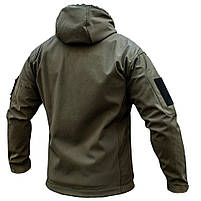 "Куртка SoftShell ""URBAN SCOUT"" OLIVE, фото 3"