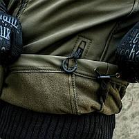 "Куртка SoftShell ""URBAN SCOUT"" OLIVE, фото 6"