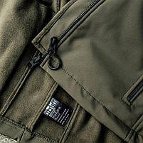 "Куртка SoftShell ""URBAN SCOUT"" OLIVE, фото 8"