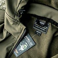 "Куртка SoftShell ""URBAN SCOUT"" OLIVE, фото 7"