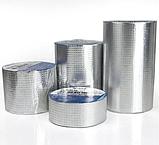 Лента скотч, водонепроницаемая усиленная клейкая лента скотч, Buryl Waterproof tape 1ммХ10смХ5м, фото 2