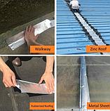 Лента скотч, водонепроницаемая усиленная клейкая лента скотч, Buryl Waterproof tape 1ммХ10смХ5м, фото 3