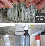 Лента скотч, водонепроницаемая усиленная клейкая лента скотч, Buryl Waterproof tape 1ммХ10смХ5м, фото 5