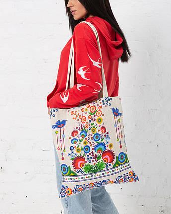 Эко сумка Петракивка, фото 2