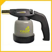 Горелка газовая на баллончик VIROK 44V142