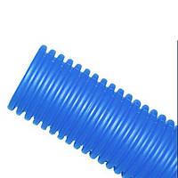 Рукав гофрированный полиэтиленовый (синий) Taylor&Francis 23мм